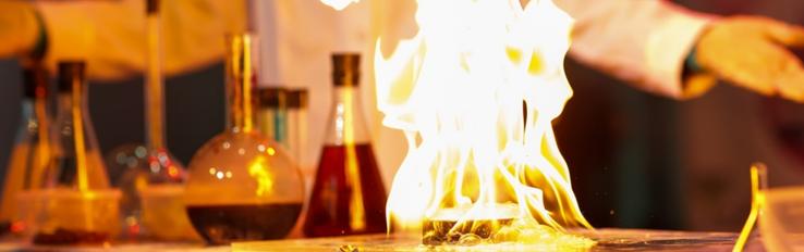 Горение и свойства веществ, характеризующие их пожарную опасность