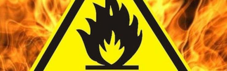 Показатели пожаро - и взрывоопасности веществ