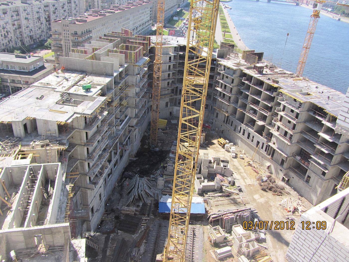 охрана труда на стройплощадках