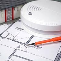 Пожарная сигнализация - проектируем систему