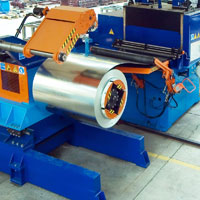 Техника безопасности при работе на прокатном оборудовании и на линии поперечной резки металла