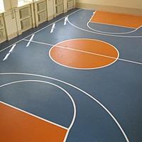 Какой материал выбрать для формирования спортивного покрытия