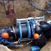 Охрана труда при прокладке подземных инженерных коммуникаций