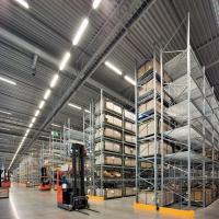 освещение промышленных помещений