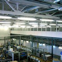 Об освещении рабочего места светодиодными светильниками
