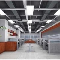 Освещение рабочего места потолочные светодиодные панели