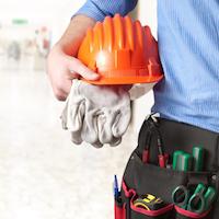 Безопасная работа со строительными материалами и инструментом
