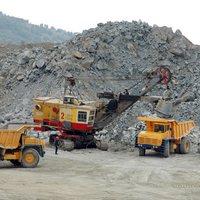 Меры безопасности при работе в горнорудном карьере нерудные материалы в СПб