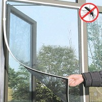 Антимоскитные сетки защищают не только от насекомых
