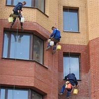 Фасадные работы техника безопасности