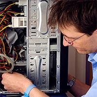 Техника безопасности при диагностике компьютеров