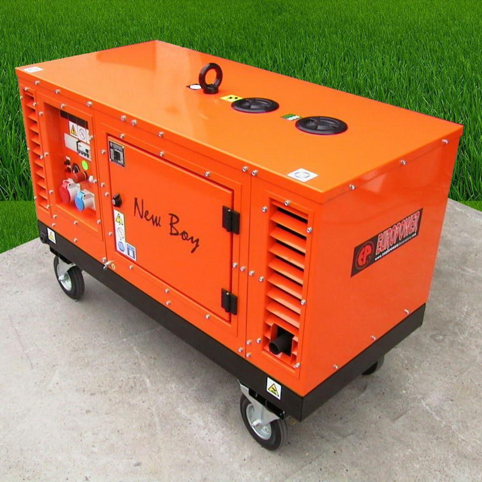 Шумозащитные всепогодные кожухи для дизель генераторов