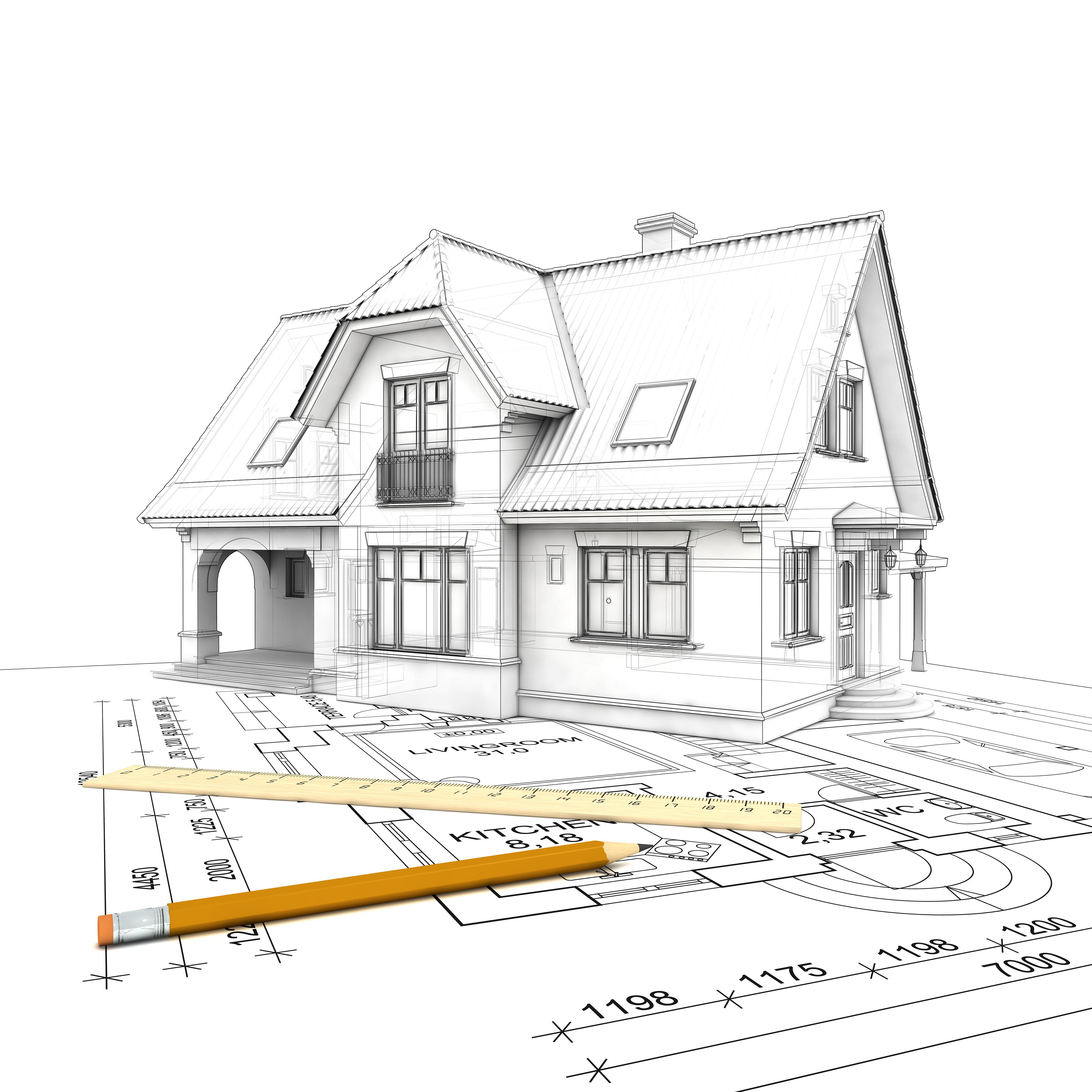 Разновидности проектов домов из бруса