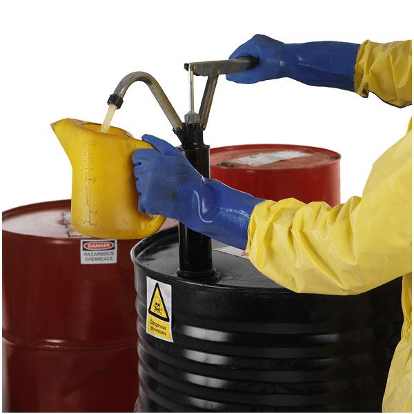 Влияние на организм различных технических жидкостей и способы предохранения и защиты от них