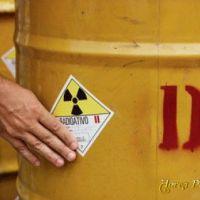 Легковоспламеняющиеся, радиоактивные или взрывоопасные вещества