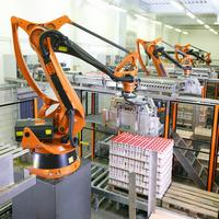 Применение промышленных манипуляторов для автоматизации производственных процессов
