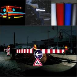 Световозвращающая плёнка для дорожных знаков