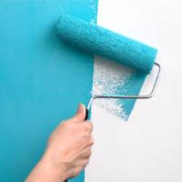 Эффективность интерьерных красок в отделке помещений