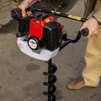 Техника безопасности при работе с бензиновым мотобуром от компании Техно-Дача