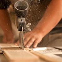 Техника безопасности при обработке древесины