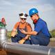Улучшение условий охраны труда