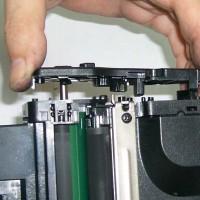 Техника безопасности при заправке картриджей принтеров
