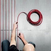 Насколько безопасен электрический теплый пол c нагревательным кабелем