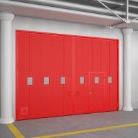Где купить секционные противопожарные ворота с доставкой