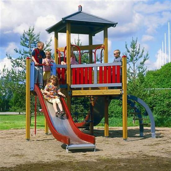 техника безопасности на детской площадке
