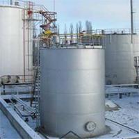 Охрана труда при эксплуатации стальных резервуаров для нефтепродуктов