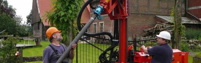 Техника безопасности при бурении скважины на воду