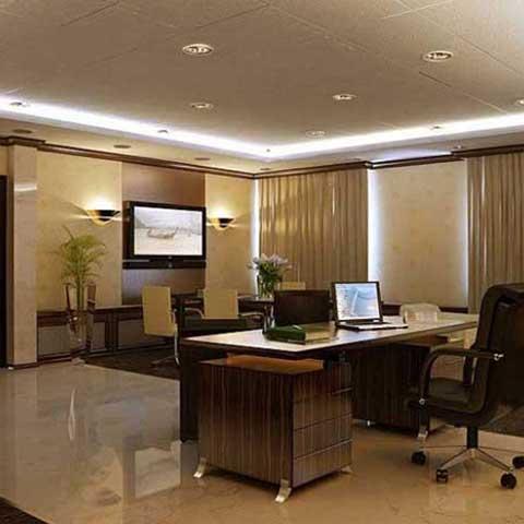 Каким должно быть освещение в офисе