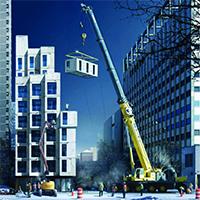 Техника безопасности при строительстве модульных зданий