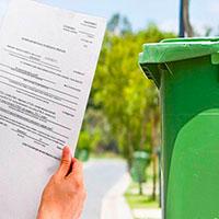 Оформление паспортов на опасные отходы