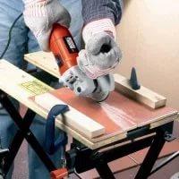 Техника безопасности при обработке керамической плитки