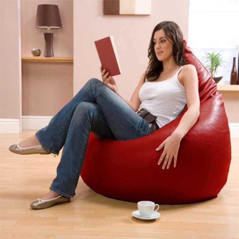 Как выбрать бескаркасное кресло