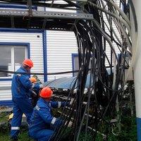 Монтаж силовых кабельных линий