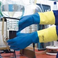 Перчатки для защиты от химических воздействий перчатки Союз