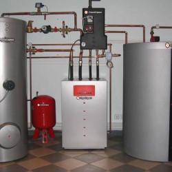 Электрическое отопление для загородного дома