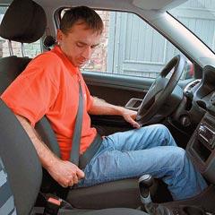 Соблюдение техники безопасности водителем