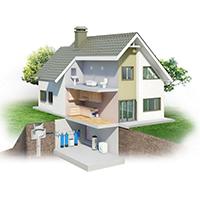Нюансы водоподготовки при водоснабжении частного дома