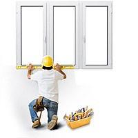 Техника безопасности при установке металлопластиковых окон