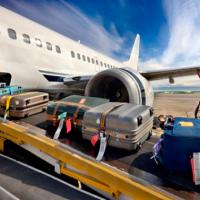 Безопасность в аэропортах ленточные погрузчики багажа