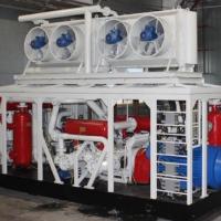 О безопасности транспортировки горючих газов компрессоры
