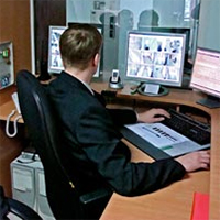 Охрана офисов системы видеонаблюдения