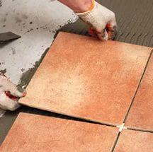 Охрана труда при работе с керамической плиткой