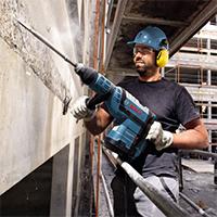 инструкция по охране труда при работе с перфоратором электрическим