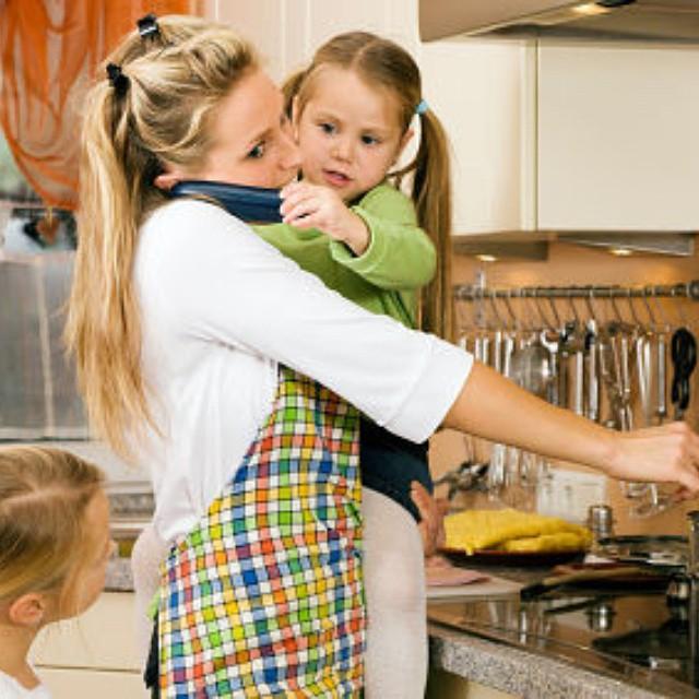 Охрана труда домохозяйки