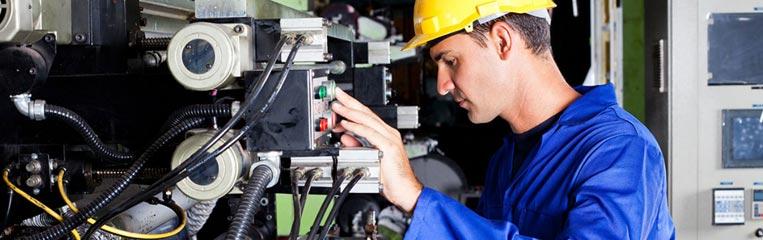 Общие сведения по технике безопасности при эксплуатации промышленного оборудования