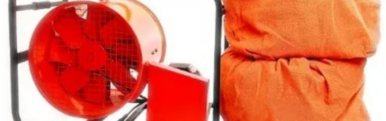 Средства для газодымоудаления дымососы дпэ-7(*цм)